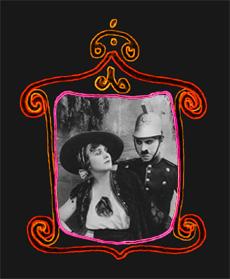 Carmen, Oper, Charlie Chaplin, Bizet