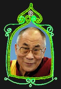 Dalai Lama, Tibet, tibetischer Buddhismus, Gelug, Gelbmützen, Liebe